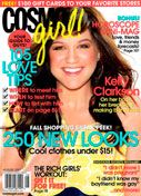 AUGUST 2007 – COSMO GIRL