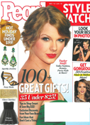 DECEMBER 2012 – PEOPLE STYLE WATCH